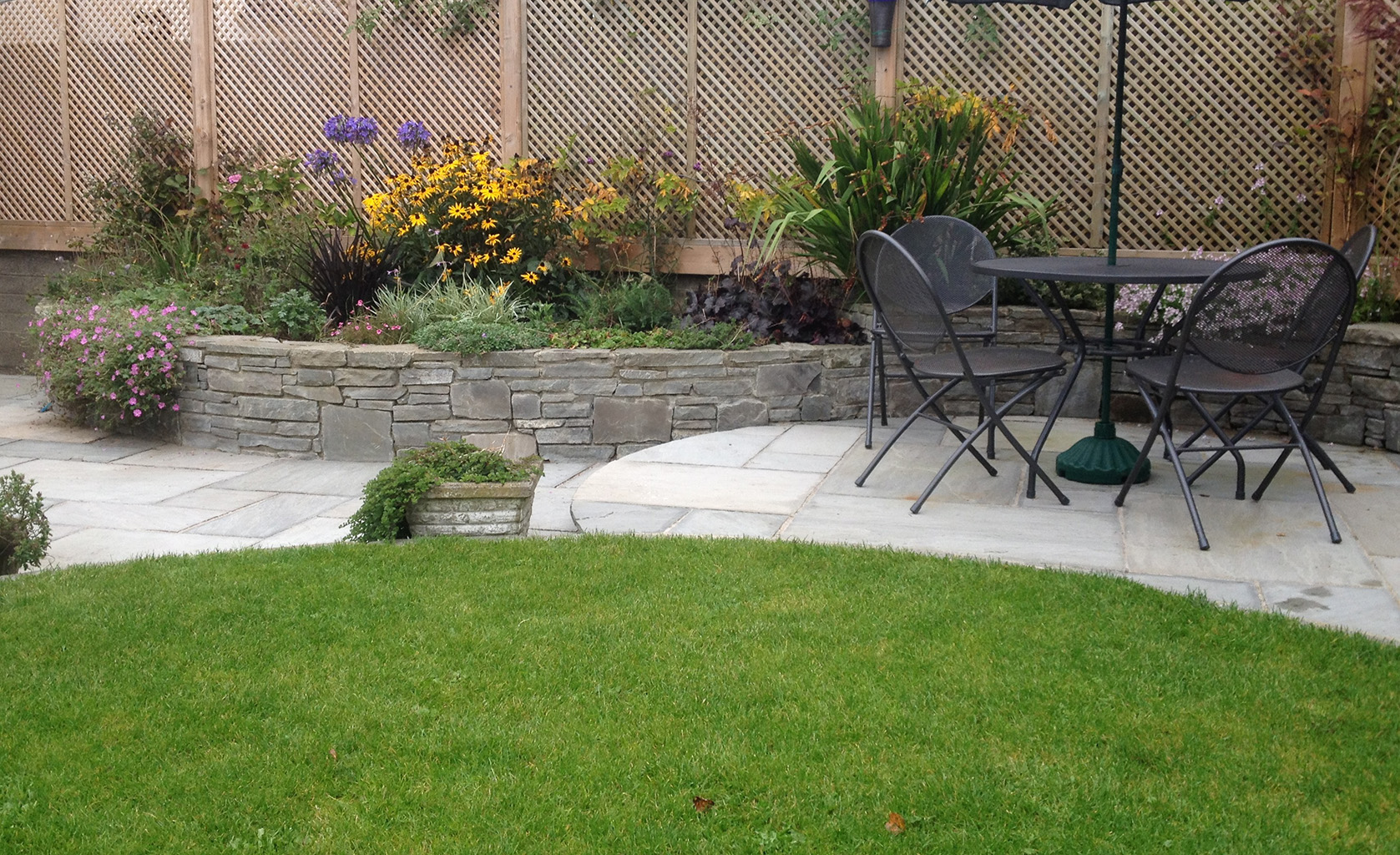 the location was leixlip co kildare this project was completed in summer 2014